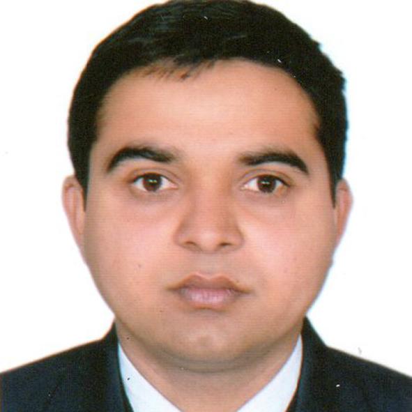 Mr. Gaurab Luitel