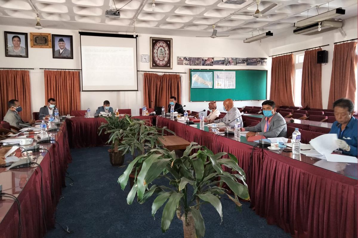 70th Board Meeting