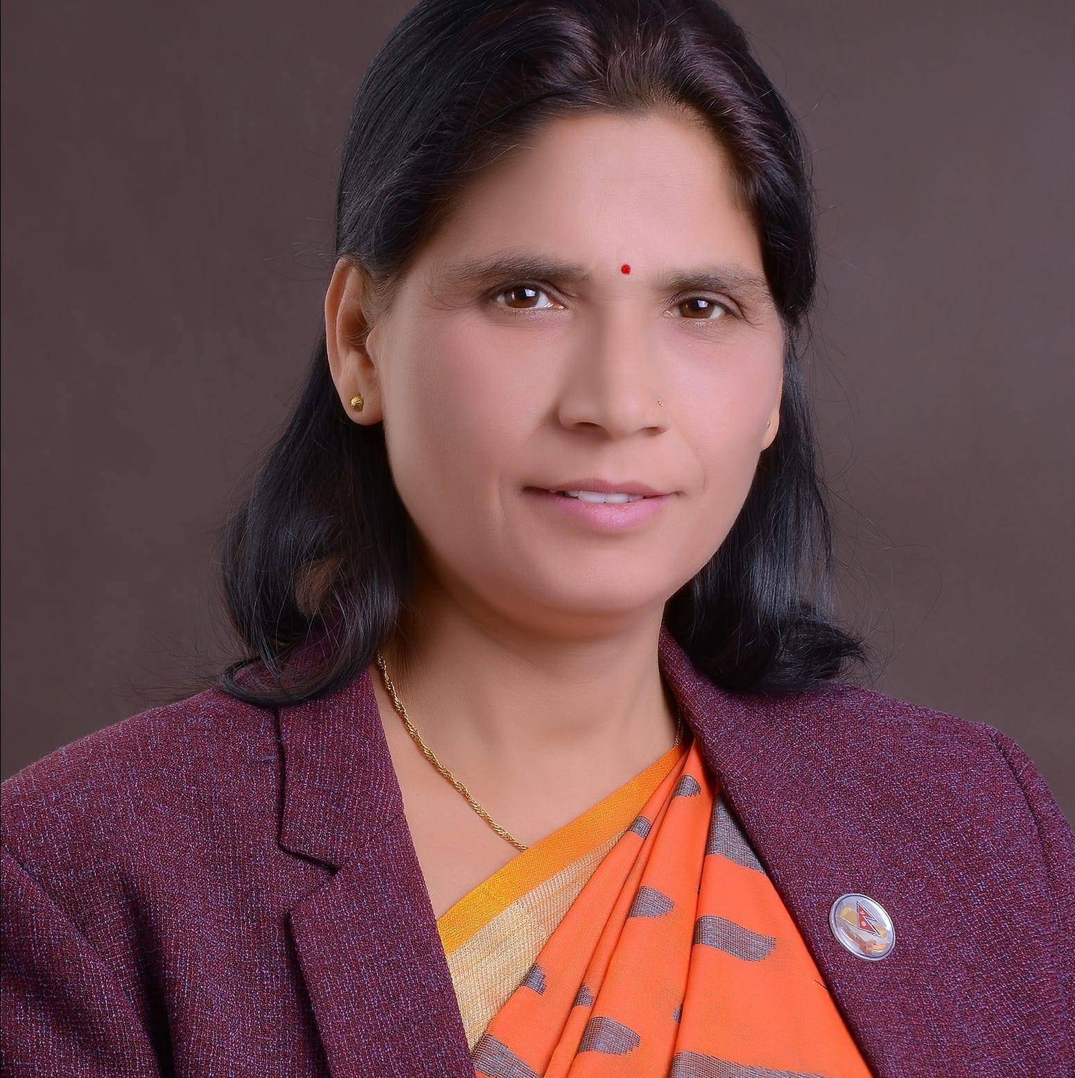 Hon. Padma Kumari Aryal